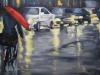 Roter Schirm (verkauft)